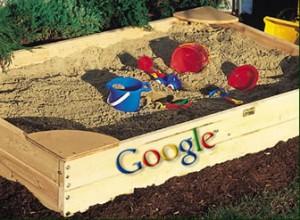 Google Sand Box